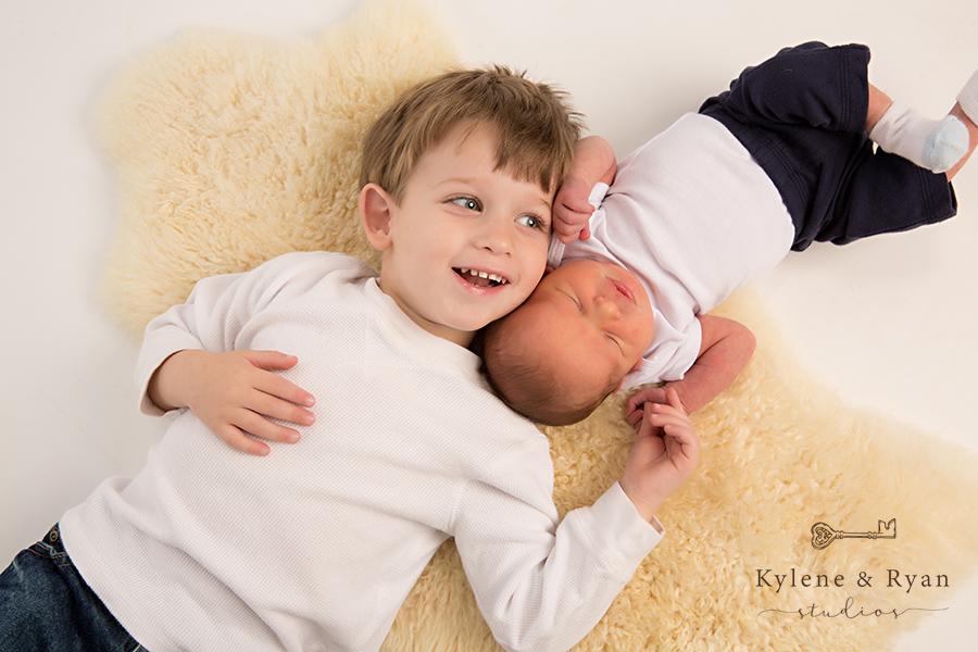 Kade & Family | Tallahassee Portrait Photography