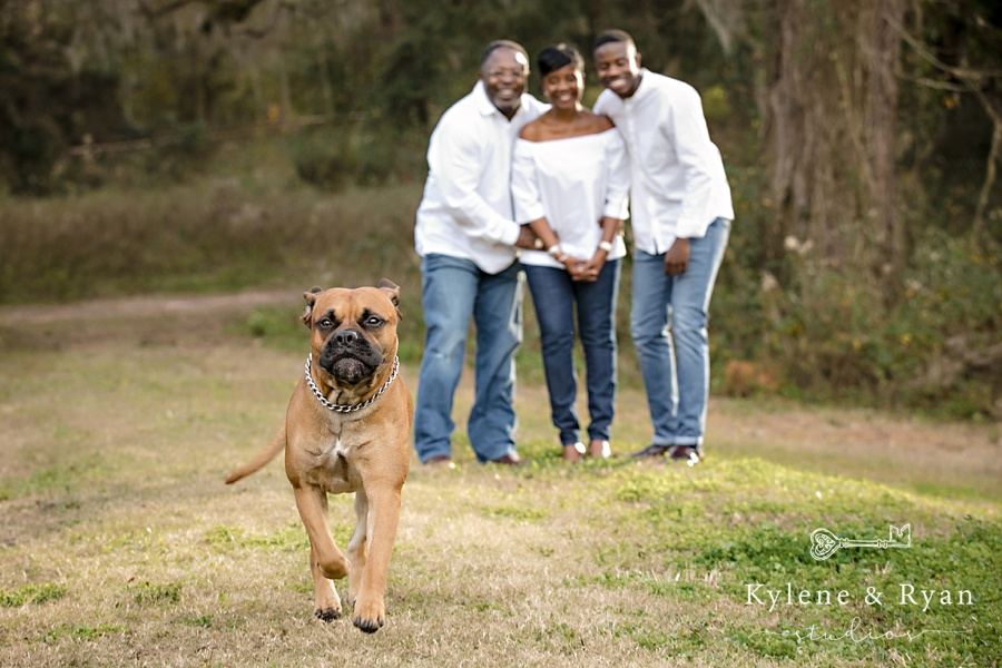 The Harrison Family   Tallahassee, FL Portrait Photography