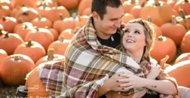 Mandy & Casey | Engagement Love at the Tallahassee Nurseries